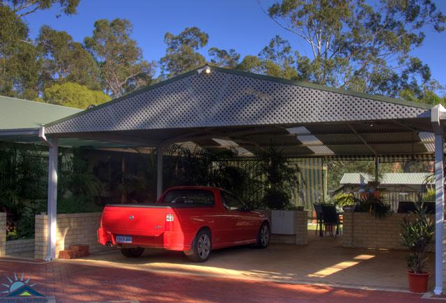 carport designs perth