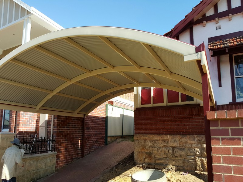 Dome Shaped Carports Carport Ideas