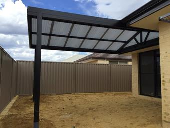 All poly gable - Great Aussie Patios