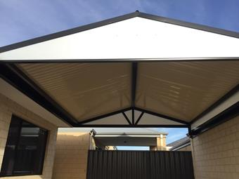 c-dek gable patio