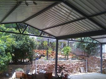gable patio designs & carports perth - great aussie patios - Gable Patio Designs