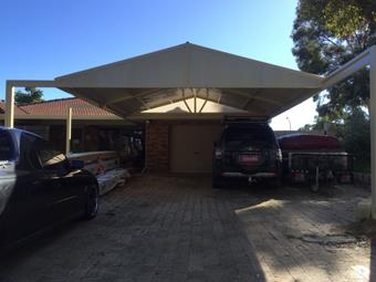 gable carport