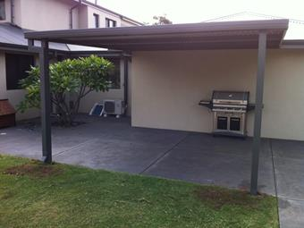 flat patio by great aussie patios