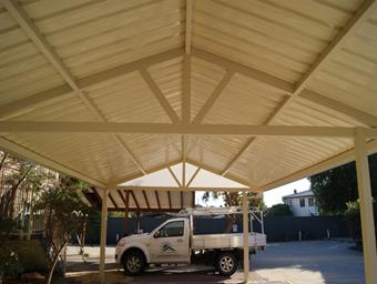 gable carports for strata by great aussie patios