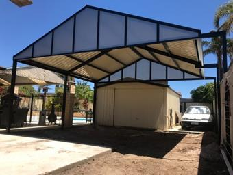 a carport gable design