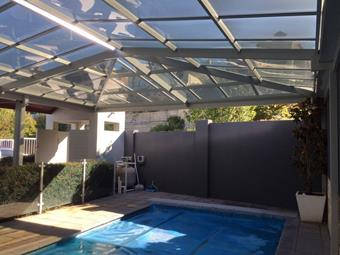 double hip sunglaze patio by great aussie patios