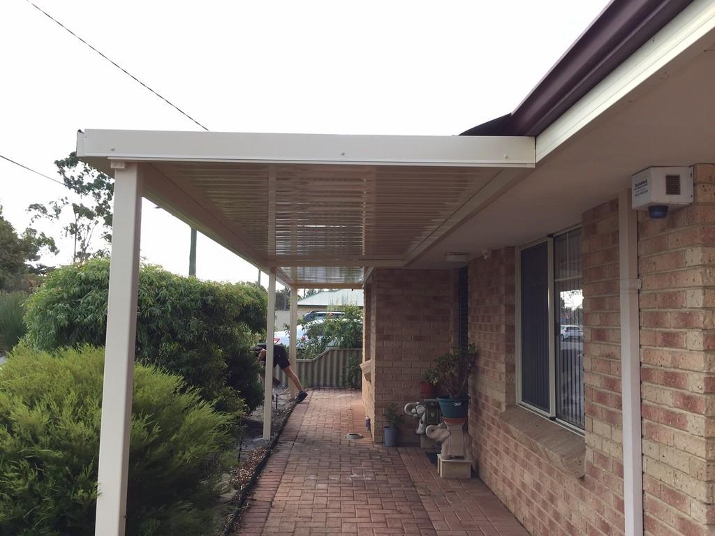Fine Flat Roof Patio Design Ideas - Patio Design #195