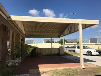 Carports Perth - Steel Carport Builders - Great Aussie Patios
