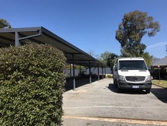 A great aussie patios flat carport