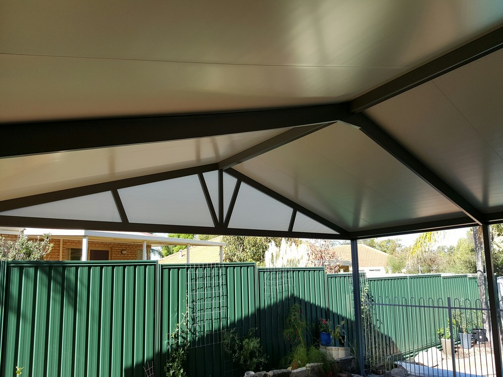 Solarspan Insulated Roof Patio Roofing Great Aussie Patios