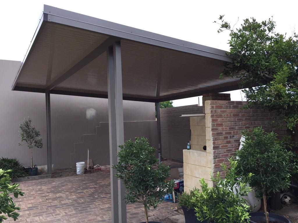 Flat Roof Design Ideas: Skillion Roof Patios - Skillion Carport Roof