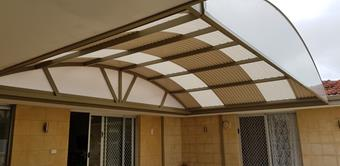 a dome patio by great aussie patios