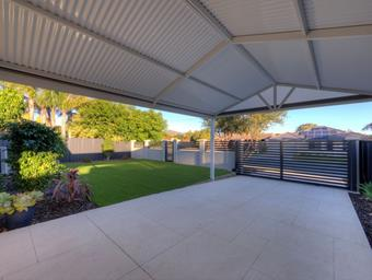 a gable carport to patio by great aussie patios