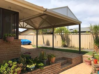 a cdek gable by great aussie patios