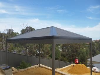hipend patio by great aussie patios