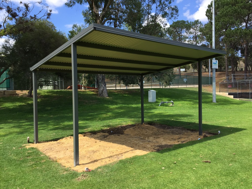 Skillion roof patios skillion carport roof great for Backyard carport designs