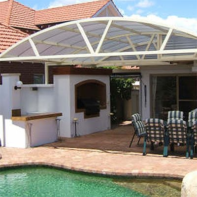 Dome Patio Designs   Great Aussie Patios Perth