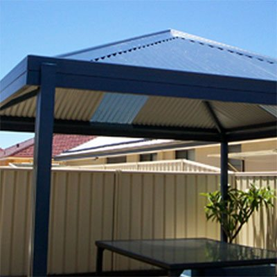 Pyramid Patio Designs   Great Aussie Patios Perth