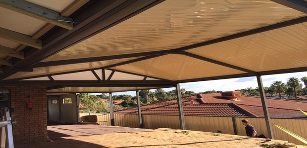 Perth Patio of The Week in Leeming