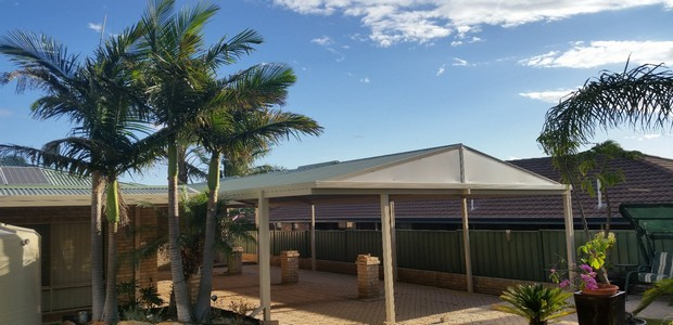 Perth Patio of the Week In Corrigin