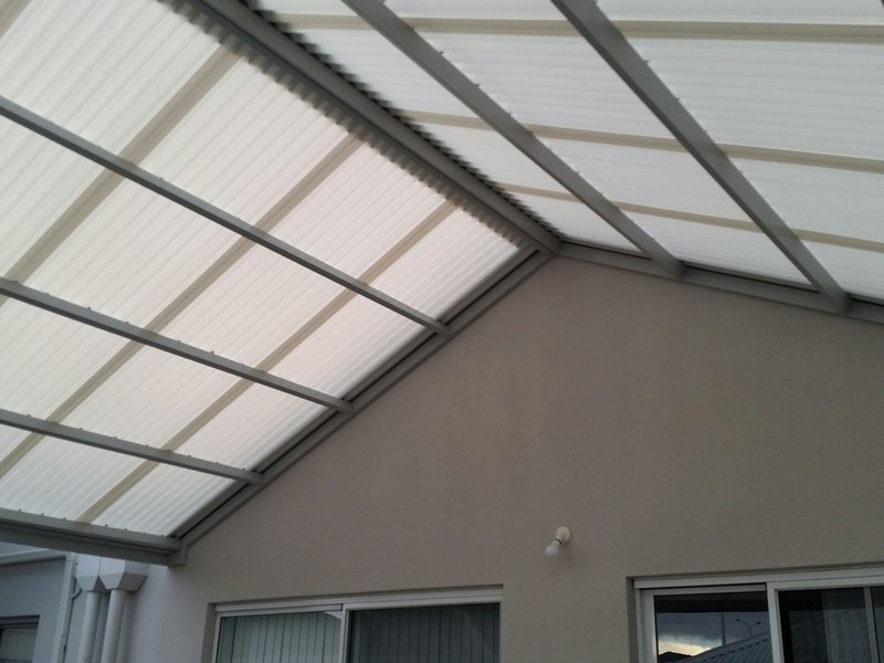 All Sunpal Polycarbonate Gable Patio by Great Aussie patios.