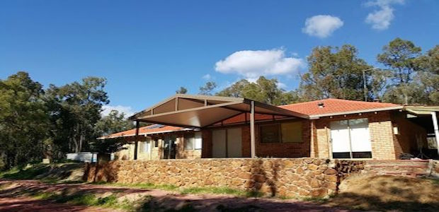 Patio of the week - Solarspan Gable Patio in Mundaring WA