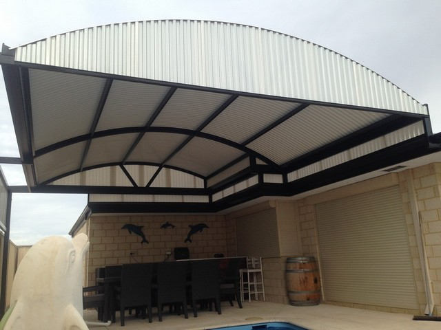 cooltop roofing option from great aussie patios