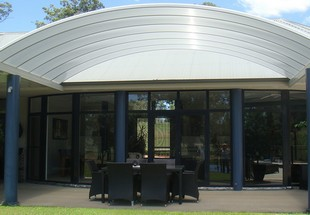Sunpall Multicell Roofing - dome