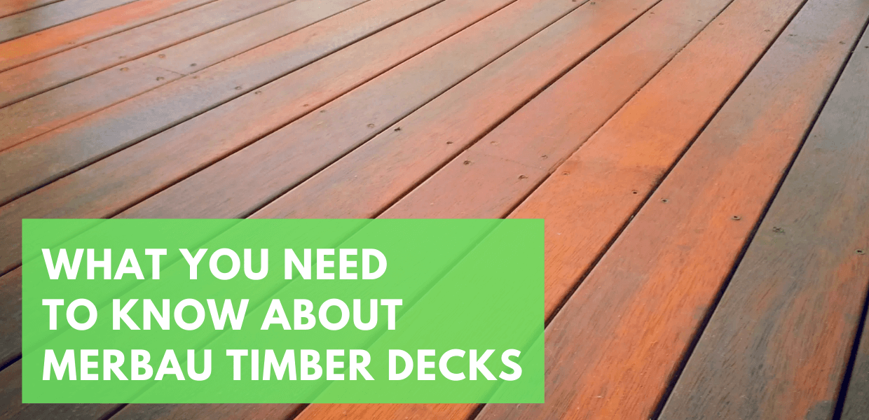 What You Need to Know About Merbau Timber Patio Decks