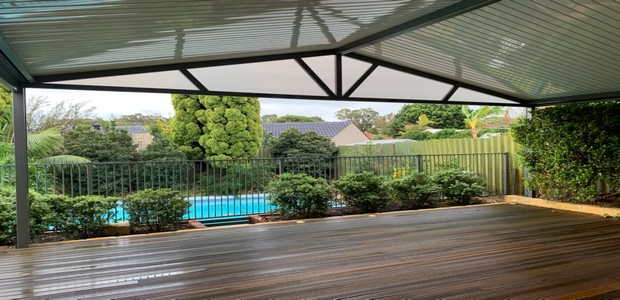 Perth Patio Of The Week In Duncraig