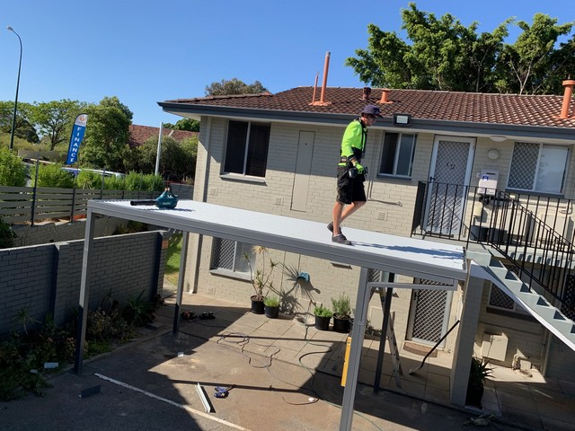 patio installation st james perth