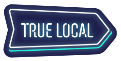 True Local Logo Great Aussie Patio Testimonials