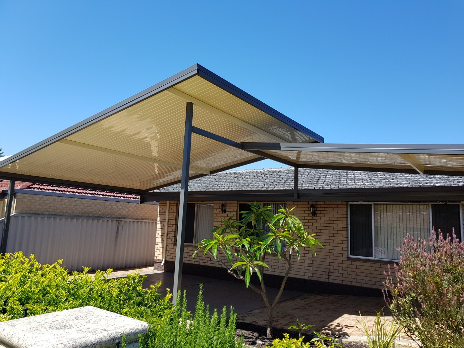 Carport Designs - Great Aussie Patios Perth