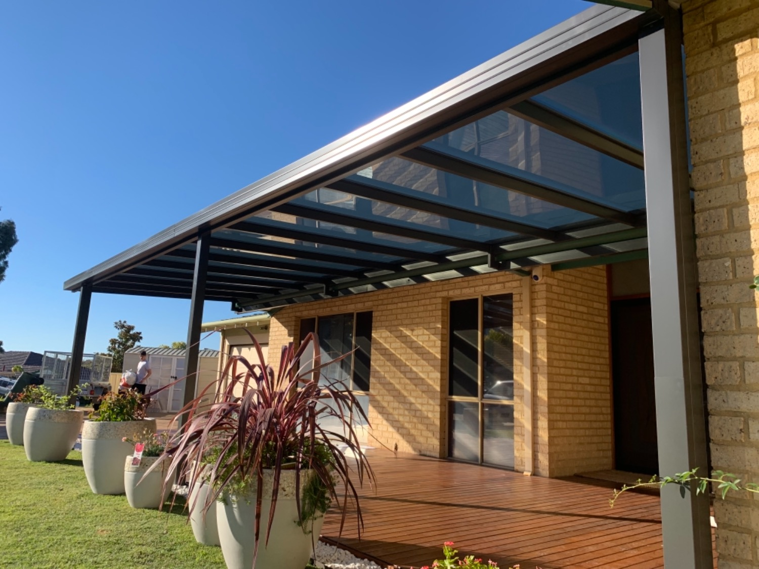 Skillion Patio Designs - Great Aussie Patios Perth